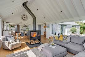 1960 u0027s bungalow altered into a hypnotic coastal home with an