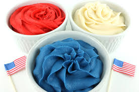 how to make patriotic frosting two sisters crafting