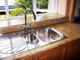 drop in kitchen sink with drainboard drop in stainless steel kitchen sinks of tips buying stainless steel