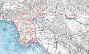 Los Angeles Without A Map by Move La