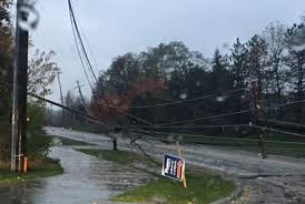 storm leaves residents in twinsburg neighborhood completely