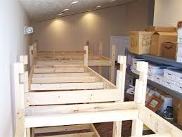Build Your Own Loft Bed Free Plans by Palns Design
