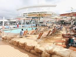 royal carribean royal caribbean cruise guide oasis of the seas ashley hodges