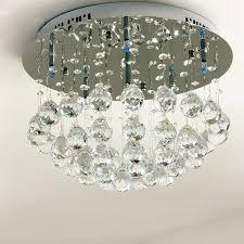 Modern Round Crystal Chandelier Modern Chandlier Cristal Lamparas Candiles Round Crystal