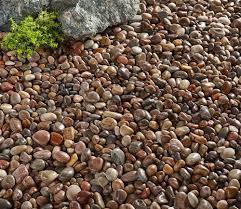 decorative pebbles and cobbles scottish tweed bulk bag
