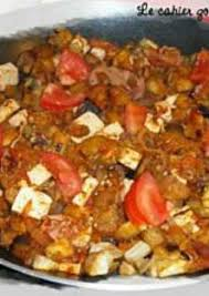 cuisiner l aubergine à la poele poêlée d aubergines au jambon cru et tofu