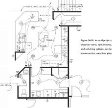 Commercial Complex Floor Plan How To Read Electrical Plans Construction Drawings