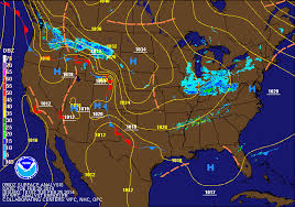 us weather map cold fronts stationary front divides the warm from the cold mountain weather