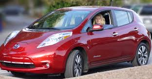 nissan leaf used uk electric cars on the rise keyfleet