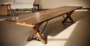 How To Build A Trestle Table Emmorworks