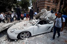 porsche scarface massive earthquake hits mexico city leaving over 100 dead new