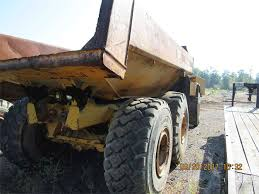 volvo highway tractor for sale 1997 volvo a35c off highway truck for sale bardstown ky