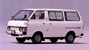 nissan cherry vanette largo coach c120 u00271978 u201385 youtube