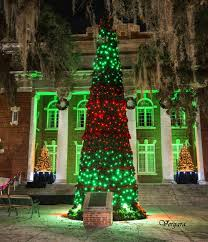 christmas trees and lights christmas on main street offers snow reindeer and yuletide fun in