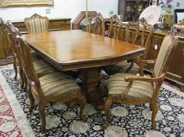 12 person dining room table dining room beguile ethan allen dining table leaves unusual for