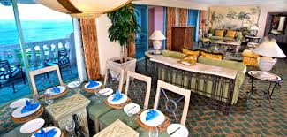 Presidential Suite Floor Plan by Presidential Suites Royal Towers Bahamas Resort