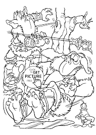 gummi bears coloring pages 1 bears gummi 5 coloring page