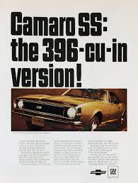 vintage camaro 45 awesome vintage chevrolet camaro ads feature car and driver