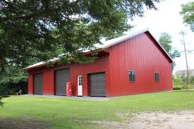 Pole Barns by Pole Buildings Horse Barns Storefronts Riding Arenas The Barn