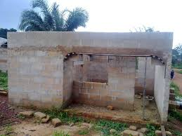roofing a 4 bedroom bungalow with gatehouse pictures