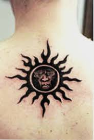 tattoo today u0027s cool sun tattoos