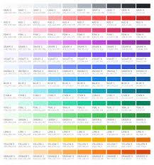 github yeun open color color scheme for ui design