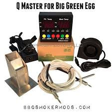 big green egg fan big green egg kamado q master bbq controller fan temp control