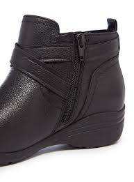 Comfortable Ankle Boots Womens Sole Comfort Leather Ankle Boots Tu Clothing