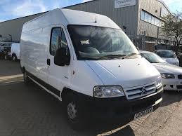 2004 04 citroen relay van 2 2 hdi long wheel base for spares or