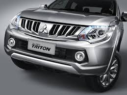 mitsubishi triton mitsubishi u0027s all new triton unveiled in thailand is the new l200