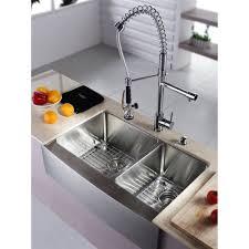 Kitchen Kitchen Sink Protector Hammered Copper Apron Sink Kraus by Tips To Installing Kraus Farmhouse Sink