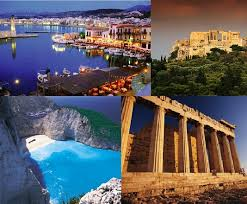 popular vacation destinations in greece travel around the world