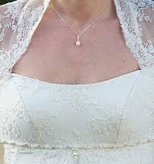 bridal necklace pearls images Pearl bridal necklace archives www jpg