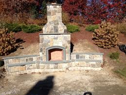 plasse masonry raynham ma backyard fireplace design and build