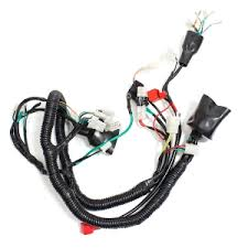 electrical electrical wiring looms cmpo chinese motorcycle