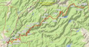 Map Of The Western States by Sharman Ultra How To Train For Western States 100
