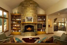 stone fireplaces u2013 ideas for contemporary living rooms living