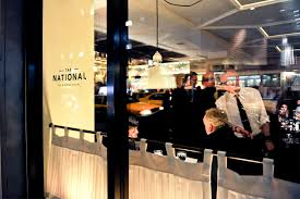 The National by The National Bar U0026 Dining Iron Chef Geoffrey Zakarian The Benjamin
