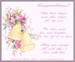 wedding greeting message married congratulations messages suprise yet another wedding
