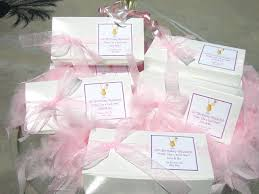 baby shower thank you gifts baby shower gifts for guests in showy baby shower favors along with