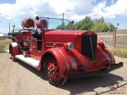 jeep fire truck american lafrance fire truck