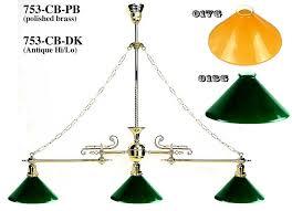 Billiard Light Fixtures Vintage Pool Table Lighting Game Table Lighting And Bar Lighting