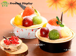 wholesale disposable foil round mini dessert cups view dessert