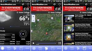 accuweather android app accuweather launches android app