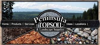 Landscaping Supplies Lincoln Ne by Peninsula Topsoil U0026 Landscape Supplies