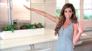 watch tour lydia mclaughlin u0027s gorgeous oc home the real