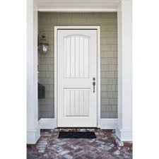 Steel Exterior Doors Home Depot by Jeld Wen 34 In X 80 In 6 Lite Craftsman Primed Steel Prehung