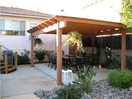 Stun Design by Patio Cover Plans Free Standing Stun Designs Kitchen Ideas Cepagolf