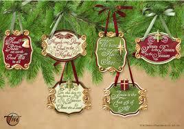 diy christian ornaments foot palm tree plants
