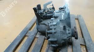 manual gearbox vw polo 9n 1 9 tdi 24319